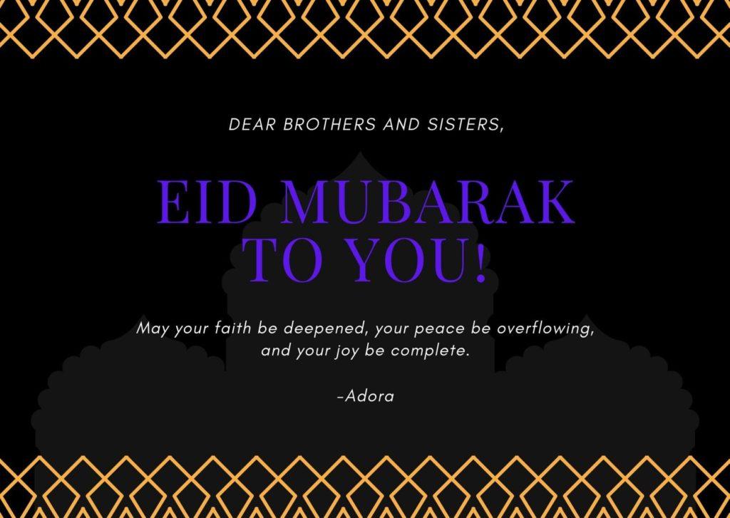 Eid Mubarak images free download 5