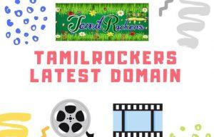 TamilRockers Latest Domain